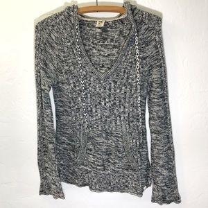Roxy Hooded Sweater Women's Small